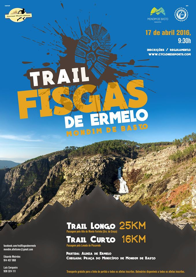 cartaz trail