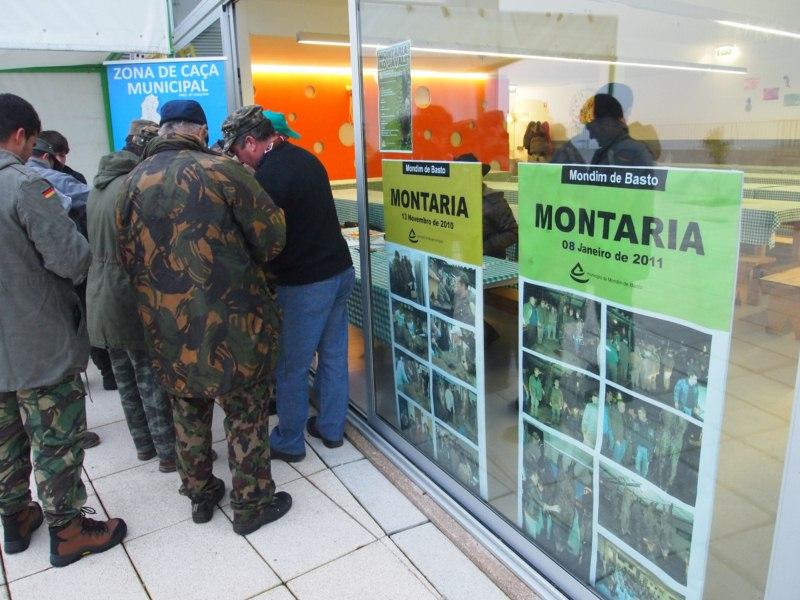 Montaria 2011